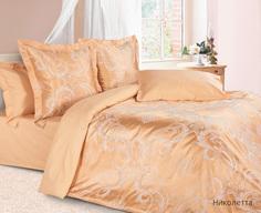 Постельное белье Николетта 2-спальный МАКС (чемодан) Ecotex