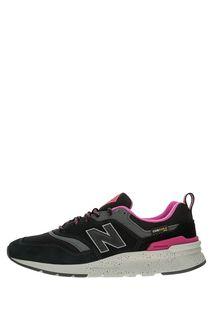 Кроссовки женские New Balance CW997HOB/B черные 8 US