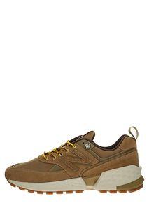 Кроссовки мужские New Balance MS574ARF/D коричневые 11.5 US