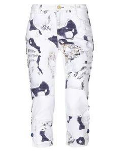 Джинсовые брюки-капри Elisa Cavaletti by Daniela Dallavalle