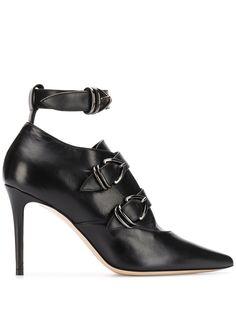 Deimille туфли-лодочки с заостренным носком и пряжкой
