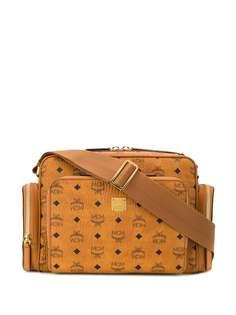 MCM сумка на плечо с монограммой