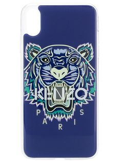 Kenzo чехол Tiger для iPhone XS Max
