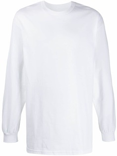 Pleasures футболка Freak с длинными рукавами