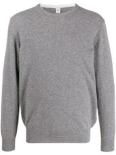 Eleventy кашемировый пуловер с круглым вырезом