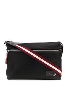 Bally портфель с нашивкой-логотипом