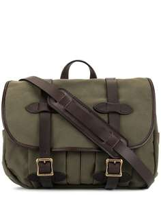 Filson сумка-мессенджер с двойной пряжкой