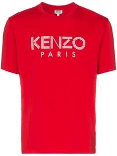 Kenzo футболка Paris с логотипом