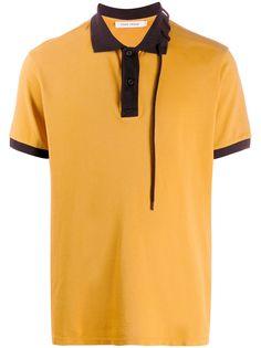 Craig Green рубашка-поло с кулиской