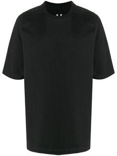 Rick Owens футболка с короткими рукавами