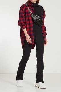 Зауженные черные брюки Y-3
