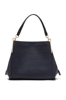 Синяя сумка Dalton 31 Coach