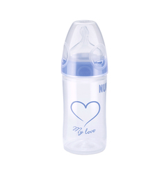 Бутылочка Nuk First Choice Classic полипропилен с рождения, 150 мл
