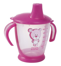 Чашка-непроливайка Canpol Медвежонок