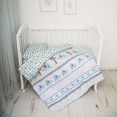 Комплект постельного белья Baby Nice На прогулке