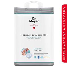 Подгузники Dr.Mayer р. M (6-11 кг) шт.