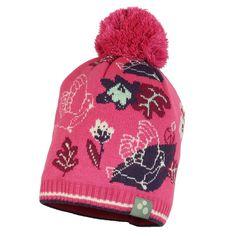 Шапка Huppa Flake 3 розовый
