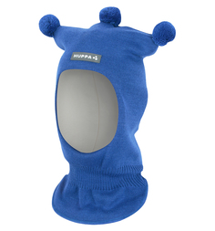 Шапка-шлем Huppa Coco 2 синий