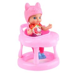 Кукла Карапуз «Hello Kitty» с ходунками 12 см