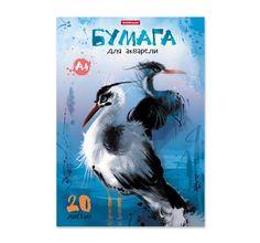 Альбом для рисования А4л Erich Krause Птицы жарких стран