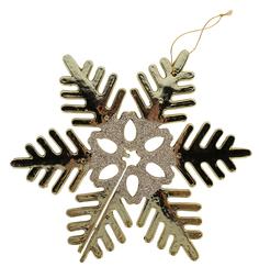 Елочное украшение Winter Wings Снежинка