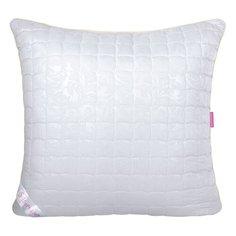 Подушка Традиция Soft&Soft Шелк 70 х 70 см белый