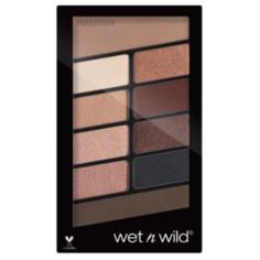 Wet n Wild Палетка теней для век Color Icon 10 Pan Palette nude awakening