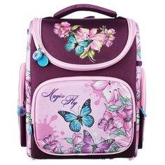 Clipstudio Ранец Magic Fly 254-170, розовый/фиолетовый