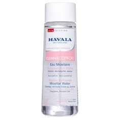 Mavala Мицеллярная вода Альпийская смягчающая Clean & Comfort Alpine Softness Micellar Water, 200 мл
