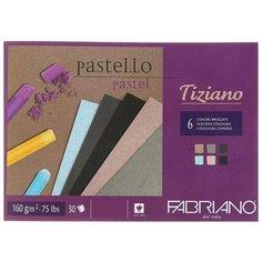 Альбом для пастели Fabriano Tiziano 42 х 29.7 см, 160 г/м², 30 л.