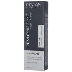 Revlon Professional Revlonissimo High Coverage стойкая краска для волос, 60 мл, 5-13 бежевый светлый блондин