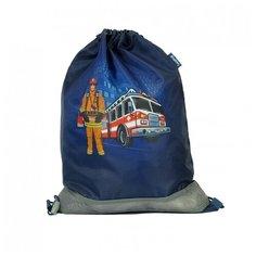 Mag Taller Мешок для обуви Firefighter (31216-31) синий