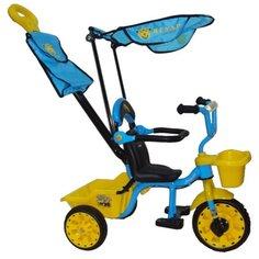 Трехколесный велосипед JAGUAR MS-0577 голубой