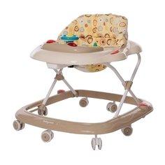 Ходунки Baby Care Pilot бежевый