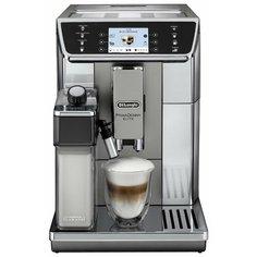 Кофемашина DeLonghi PrimaDonna Elite ECAM 650.55.MS металл/черный