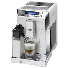 Кофемашина DeLonghi Eletta ECAM 45.764.W белый