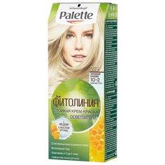 Palette Фитолиния Осветлители Стойкая крем-краска для волос, 219 10-2 Холодный блондин