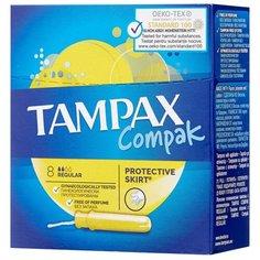TAMPAX тампоны Compak Regular 8 шт.