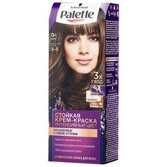Palette Интенсивный цвет Стойкая крем-краска для волос, G4 5-5 Какао