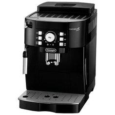 Кофемашина DeLonghi Magnifica ECAM 21.117 S черный