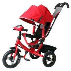 Трехколесный велосипед Moby Kids Comfort 12x10 AIR Car1 красный