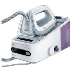 Парогенератор Braun IS 5043WH белый/серебристый/фиолетовый