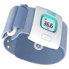 Электронный термометр Turbo Smart белый/голубой