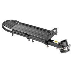 """Задний багажник на велосипед STELS BLF-H13 консольный 20-28"""" черный"""