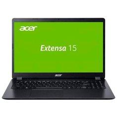 "Ноутбук Acer Extensa 15 EX215-51 (Intel Core i3 10110U 2100 MHz/15.6""/1920x1080/4GB/256GB SSD/DVD нет/Intel UHD Graphics 620 null/Wi-Fi/Bluetooth/Windows 10 Home) EX215-51-38DQ, NX.EFZER.00D черный"