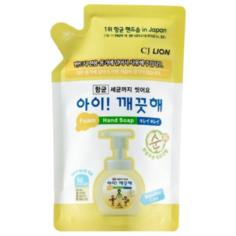 Мыло-пенка CJ Lion Ai-Kekute Sensitive для чувствительной кожи, 200 мл