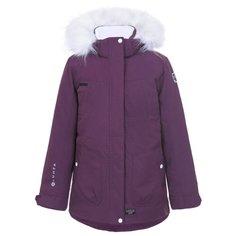 Куртка LUHTA размер 152, темно-сиреневый
