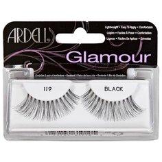 Ardell накладные ресницы Glamour Fashion Lash 119 black