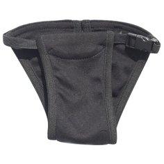 Подгузники для собак OSSO Fashion Comfort трикотажные Размер 4XL 66 см серый 1 шт. темно-серый
