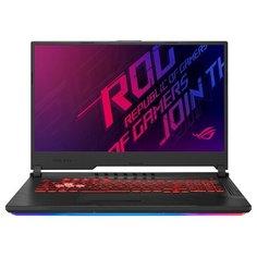 "Ноутбук ASUS ROG GL731GT-H7185T (Intel Core i5 9300H 2400 MHz/17.3""/1920x1080/16GB/512GB SSD/DVD нет/NVIDIA GeForce GTX 1650/Wi-Fi/Bluetooth/Windows 10 Home) 90NR0223-M03700 черный"